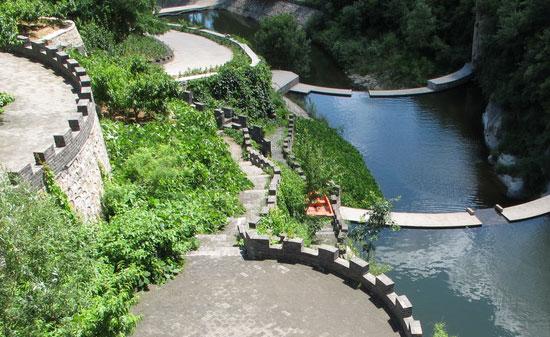 百泉山自然风景区