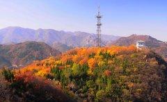 崎峰山国家森林公园景区介绍