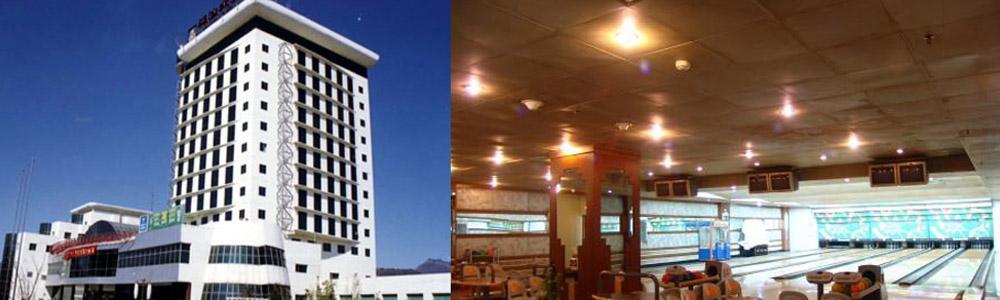 鸿达大厦餐饮服务