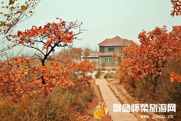 北京怀柔紫云山风景区 京郊自驾游的好选择