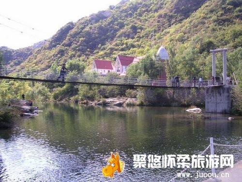怀柔百泉山十一国庆旅游游记