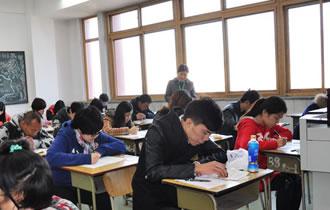 2013年北京地区导游资格考试怀柔考点圆满结束