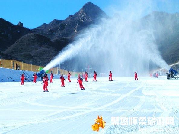 北京怀柔怀北国际滑雪场2014冬季系列活动推荐