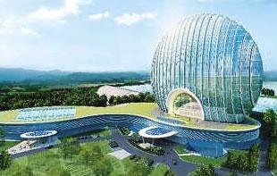北京雁栖湖国际会APEC会后变5A景区