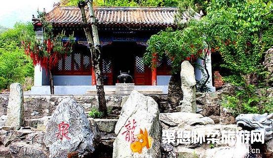"""京郊怀柔响水湖景区参加端午节""""拜双龙祈福""""活动"""