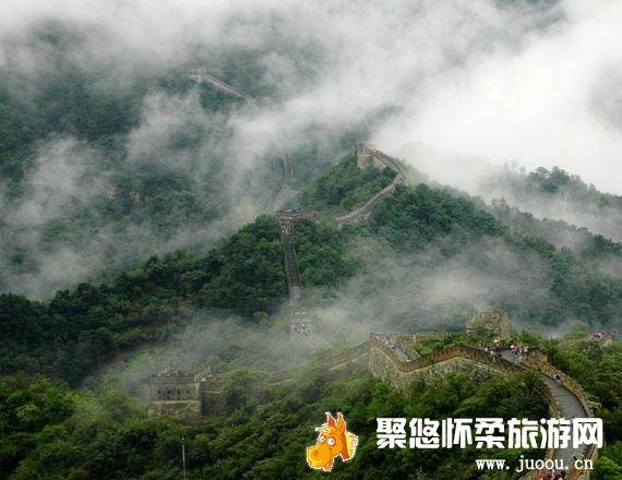 """慕田峪长城欢度2014年端午节""""六一""""儿童节"""
