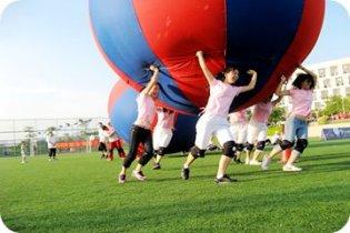 玩转氢气球
