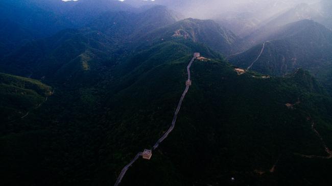 北京黄花城长城景区