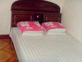 山野小吧农家院【大床房】,含:仅售150元!价值178元的大床房住宿